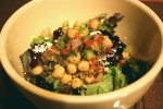 11-15 Garbanzo Bean Salad