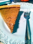 11-29 Leftover Pumpkin Pie