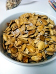 11-8 Cinnamon Sugar Pumpkin Seeds