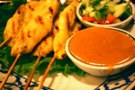 11-8 Taste of Thai Chicken Satay