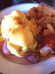 12-11 Wagon Wheel Eggs Benedict