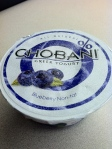 Jan 5- Blueberry Yogurt