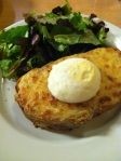 Jan 8- Croque Madame (Monticello Seasonal Cuisine)