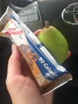 Jan 14- Special K Snack Bar & Pear