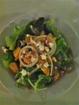 Jan 18- Roasted Beet Salad (Monticello Seasonal Cuisine)