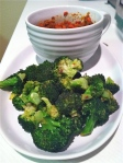 Jan 24- Broccoli & Lentils