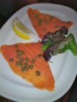 Feb 10- Smoked Salmon (DeVere's Irish Pub)