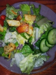 Feb 12- Salad (Buckhorn Steakhouse)