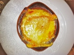 Feb 18- Phrench Onion Soup (Bistro Moulin)