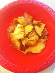 Feb 22- Apple Chips