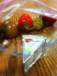 Feb 23- Cheese & Cherry Peppers