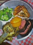 Feb 26- BBQ Platter (Buckhorn Steakhouse)