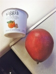 Feb 28- Siggi's Yogurt & Pear