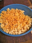 Feb 4- Popcorn w: Nutritional Yeast