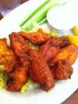 Mar 4- Hot Wings (San Francisco Creamery)